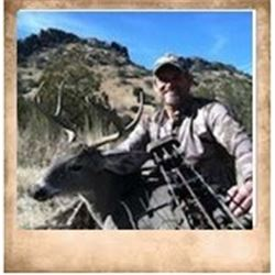 Arizona Coues Deer for Two