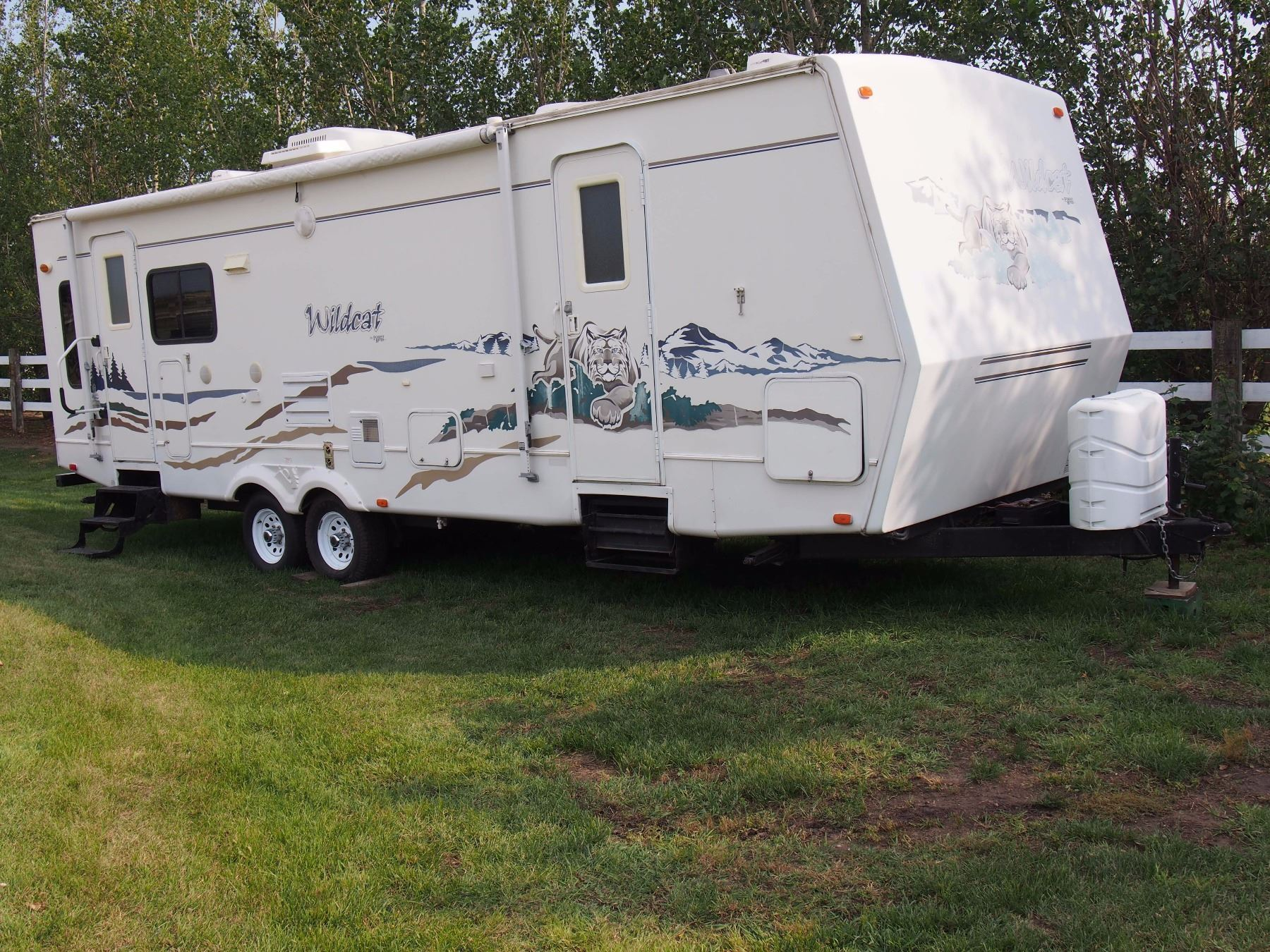 2006 30ft Wildcat By Forest River Travel Trailer