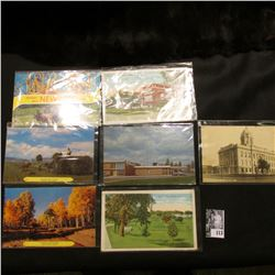 (7) Newton, Iowa Postcards dating back to the 1920s.