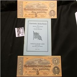 """Patriotic Selections for Patriotic Anniversaries and other Patriotic Meetings Woman's Relief Corps"