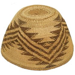 Klamath Basket Hat