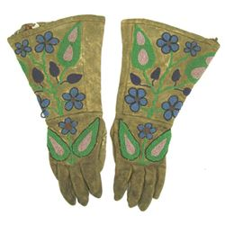 Plateau Beaded Gauntlets