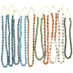 10 Strands of Tradebeads