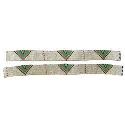 Sioux Beaded Strips