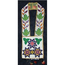 Ojibwa Beaded Bandolier
