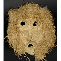 Woodlands Cornhusk Mask