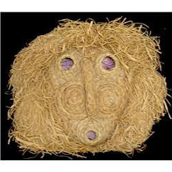 Mohawk Cornhusk Headdress