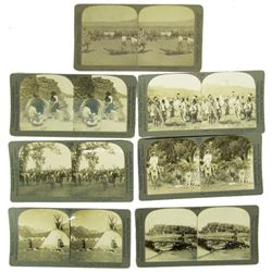 Antique Stereoptic Cards