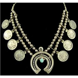 Navajo Necklace - EB