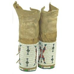 Sioux Beaded Child's Leggings