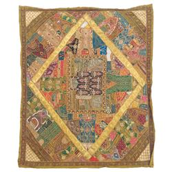 Tapestry from India