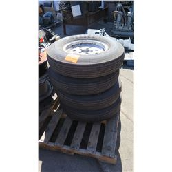 Moroso Drag Tires and Rims for Trailer? 7.60-15 4PR
