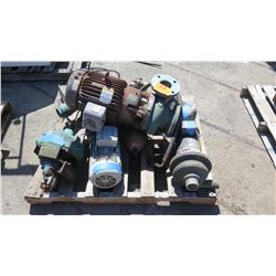 Miscellaneous Heat Exchangers & Motors