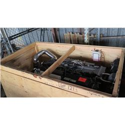 Yanmar 6LY3 ETP Engine - Has Approx. 400 Hours