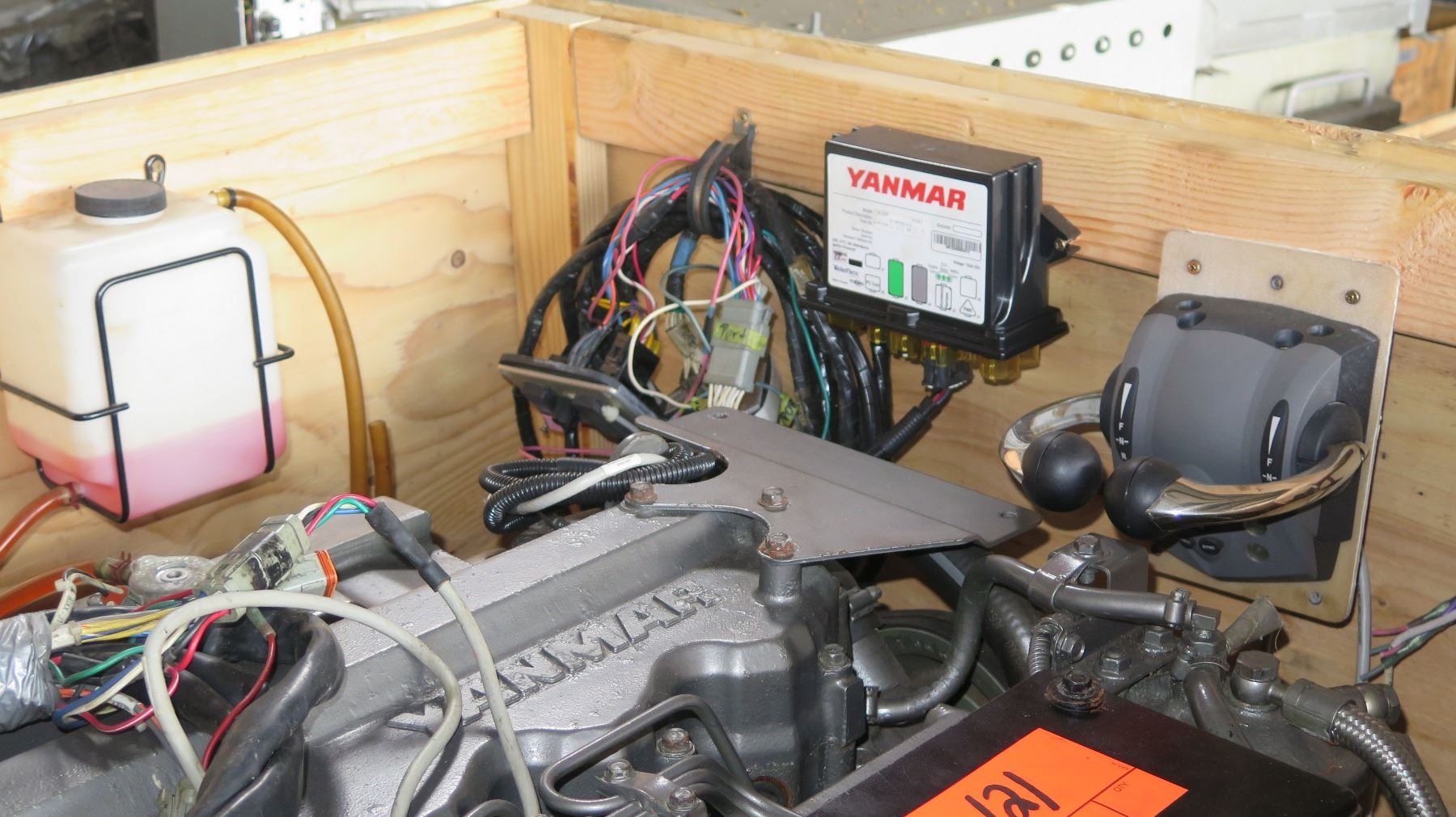 27642561_9?v=8D4DD5A3FA844F0 yanmar 6ly3 etp engine has approx 400 hours Wire Harness Assembly at nearapp.co