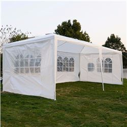 NEW PARTY GAZEBO EVENT TENT (10' X 20')