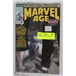 PACK OF 10 MARVEL COMICS