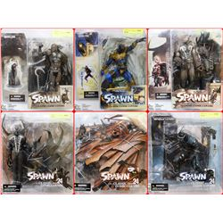 FEATURED ITEMS: SPAWN COLLECTIBLES!