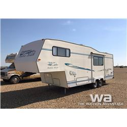 1998 KUSTOM KOACH 5TH WHEEL TRAVEL TRAILER