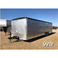 2013 CONTINENTAL T/A CARGO TRAILER