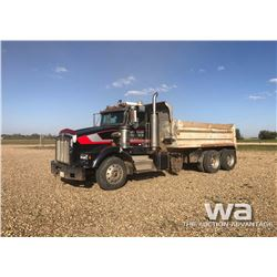 1993 KENWORTH T/A GRAVEL TRUCK