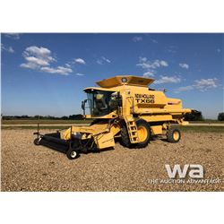 1997 NEW HOLLAND TX66 COMBINE