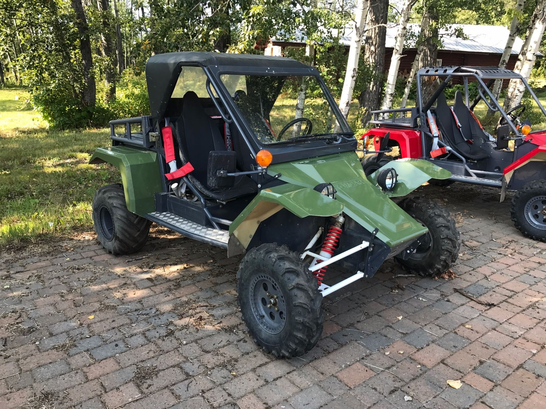 Tomcar Side By Side Atv