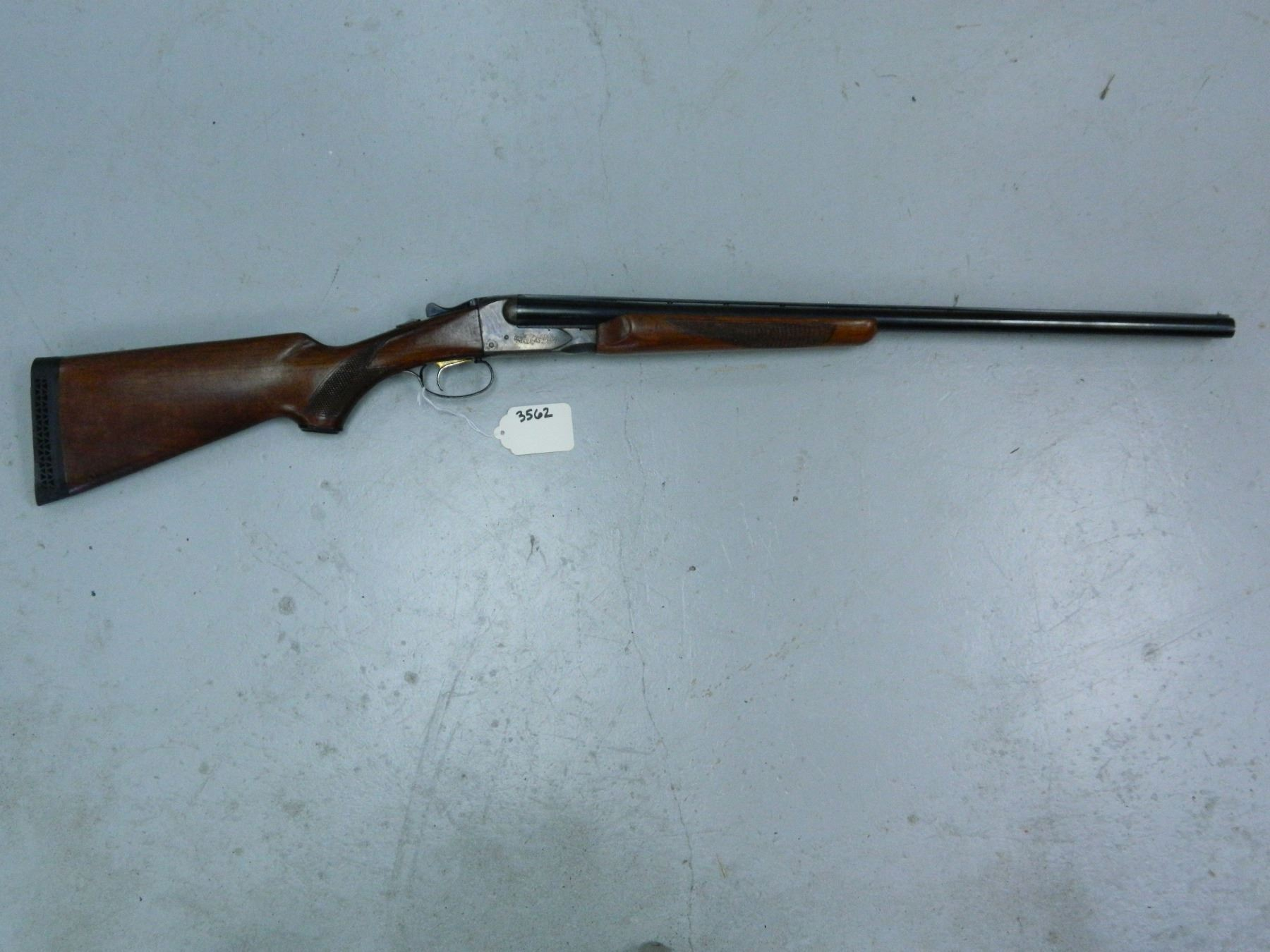 Image 1 : FOX Savage Model B Side by Side 16G Shotgun, Single Trigger, ...
