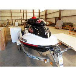 SEA DOO WAKE 1500 W TRAILER