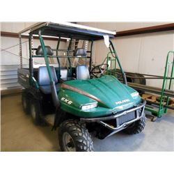 POLARIS 6 X WHEEL DRIVE RANGER 101