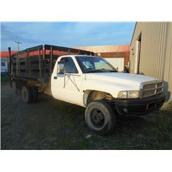 1995 Dodge Stakebed
