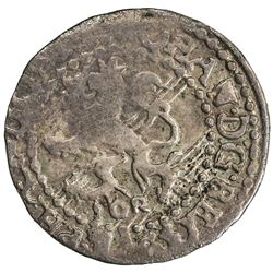 SWEDEN: Gustaf II Adolf, 1611-1632, BI ore, ND (1611-7). VF