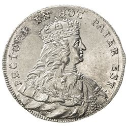 SWEDEN: Adolf Frederik, 1751-1771, AR 2 mark (10.57g), 1751. UNC