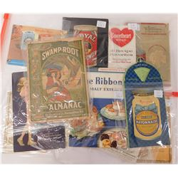 Antique Food Advertisements