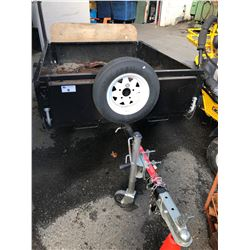 6' BOX TRAILER NO REGISTRATION