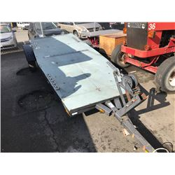 BOAT TRAILER (NO REGISTRATION)