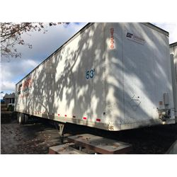 2005 STRICK 53' TRAILER VIN#1S12E95315E503820, OOP, NO ICBC DECLARATIONS