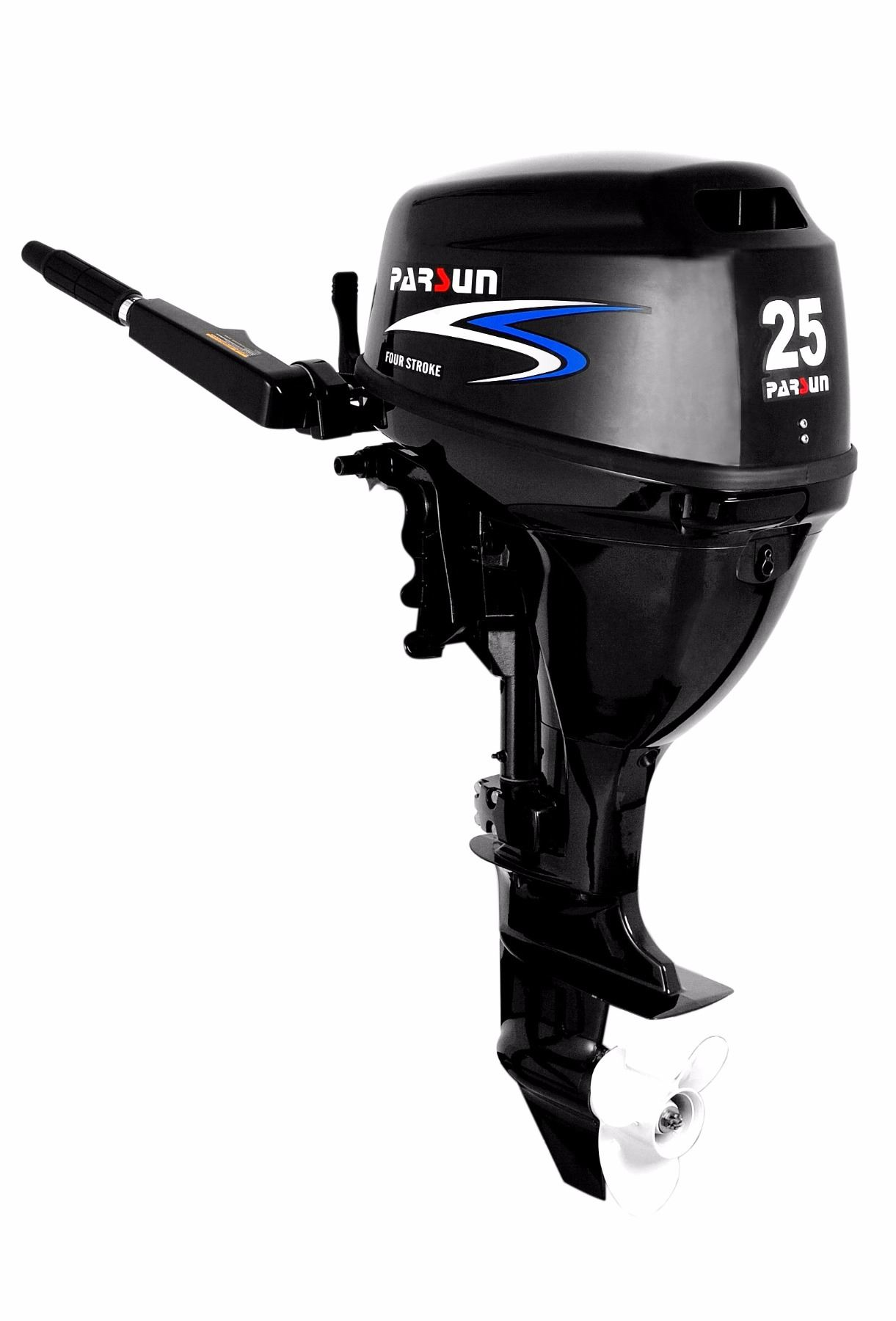 Brand new parsun f25bm 25 hp four stroke outboard motor for 25 hp outboard motor reviews