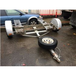 1990 AUTO TOW DOLLY TRAILER VIN 184CA4318L2090142