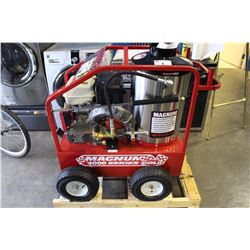 MAGNUM 4000 GOLD HOT WATER PRESSURE WASHER, NEW