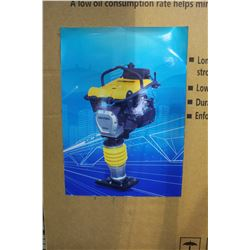 KING FORCE KRM160L VIBRATORY RAMMER JUMPING JACK, NEW IN BOX