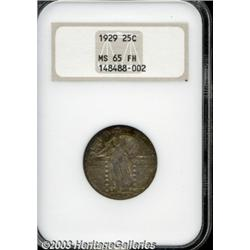 1929 25C MS65 Full Head NGC.
