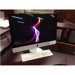 APPLE IMAC RETINA 5K, 27'' LATE 2015 MACBOOK PRO, 3.2 GHZ INTEL CORE I5 PROCESSOR, 8 GB 1867 MHZ