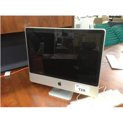 APPLE IMAC 27'', NEEDS FRESH MACOS INSTALLATION, WORKING CONDITION, MODEL A1225, SERIAL NUMBER