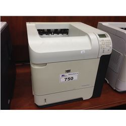 HP LASERJET P4515X NETWORK PRINTER