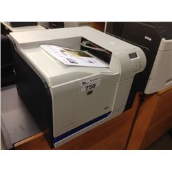 HP COLOR LASERJET CP3525X NETWORK PRINTER