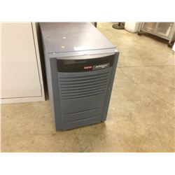 DIGITAL ALPHASERVER 4100, AND CART OF ASSORTED ELECTRONICS, UPS POWER SUPPLIES AND MORE, CART NOT