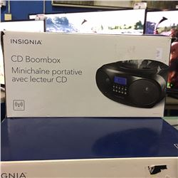 INSIGNIA CD BOOM BOX