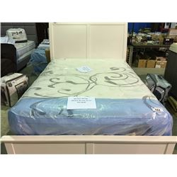 QUEEN SIZE SERTA CARROLLWOOD MATTRESS ( WITH 10 YEAR FACTORY WARRANTY)