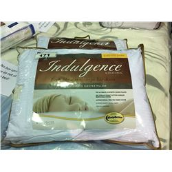 PAIR OF CARPENTER INDULGENCE  STANDARD/ QUEEN SIZED BACK/STOMACH SLEEPER PILLOWS